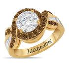 Mocha Embrace Diamonisse Ring 6719 0017 a main