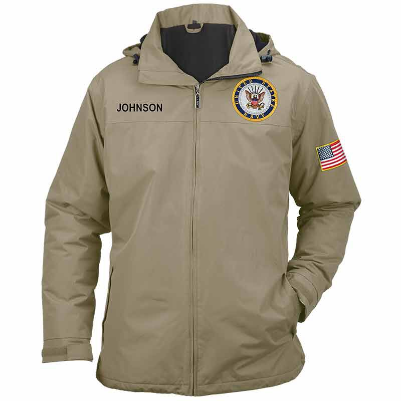 Navy All Weather Jacket 1832 002 8 1
