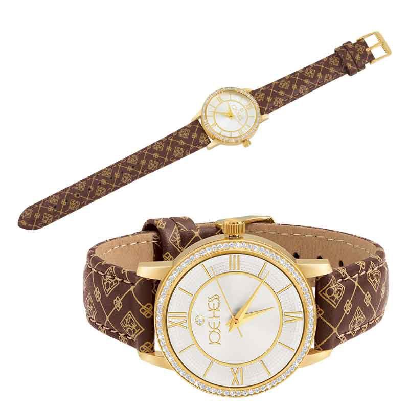 The Ladies Diamond Watch by Jose Hess 2128 001 1 2