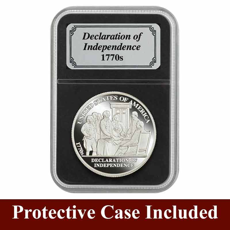 American History Silver Bullion Collection 5541 005 4 3