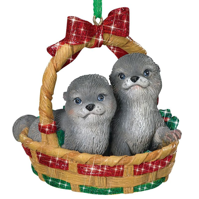 Baby Animal Christmas Ornaments   Your 1st One is FREE 9617 005 5 4