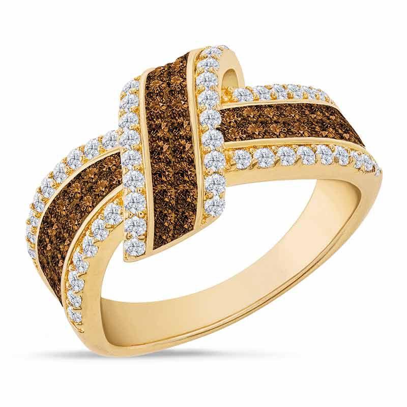 Mocha Kiss Diamonisse Ring 6424 001 3 1