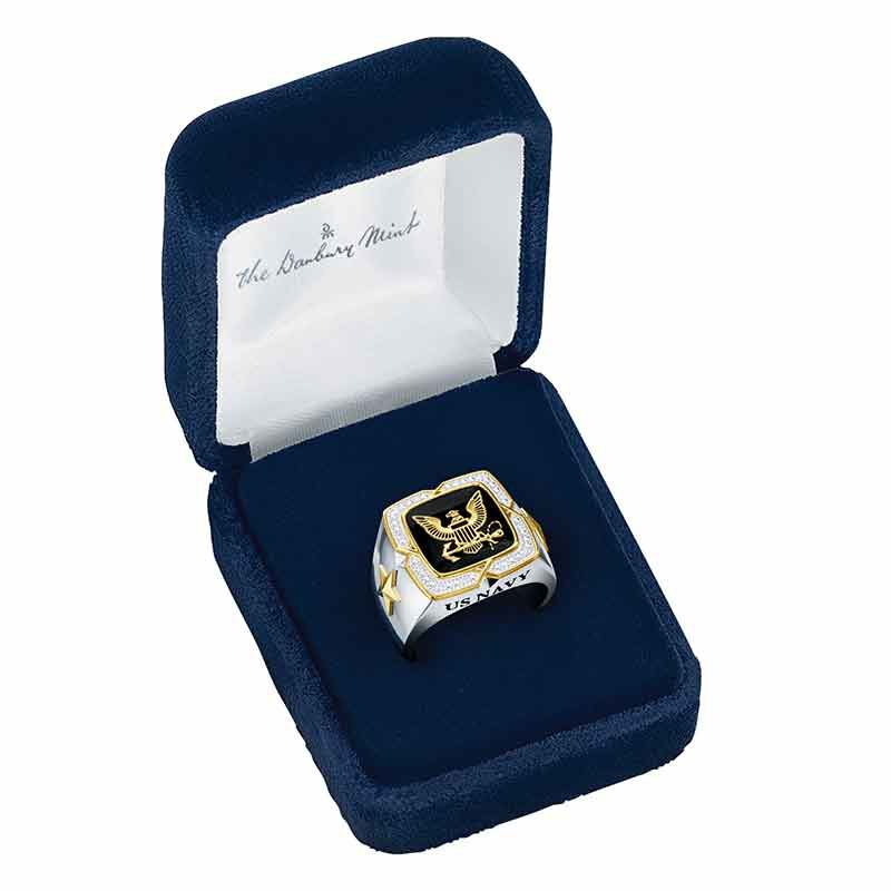 Americas Finest US Navy Ring 6665 002 9 4