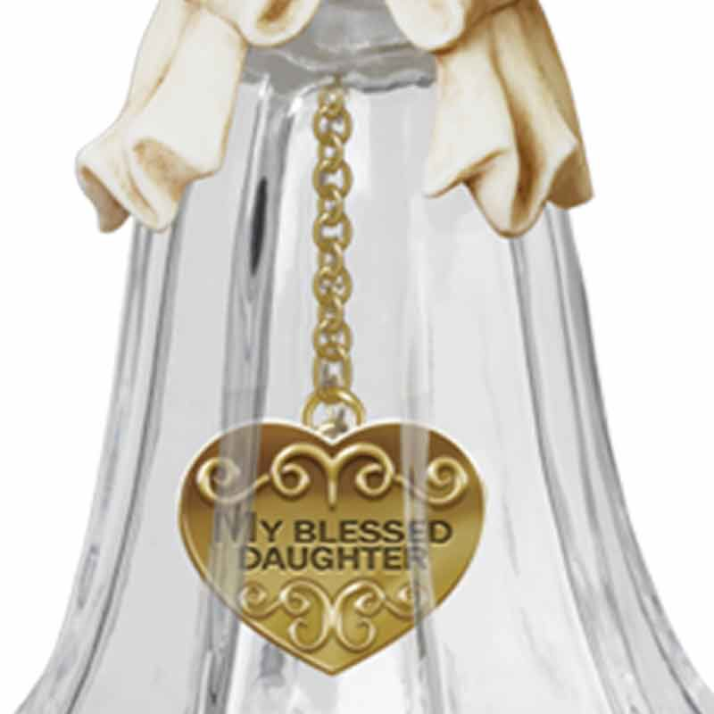 My Blessed Daughter Keepsake Bell Ornament 6331 001 5 3