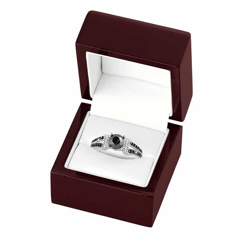 Midnight Spell Black Diamond Ring 1901 001 6 2