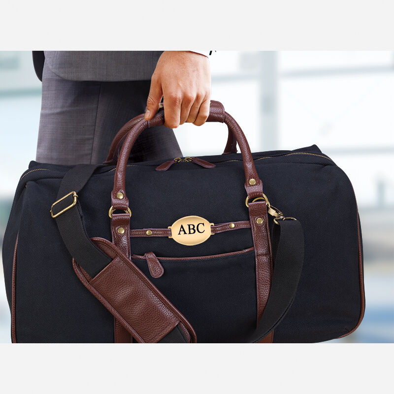 The Personalized Ultimate Duffel 0151 001 5 7