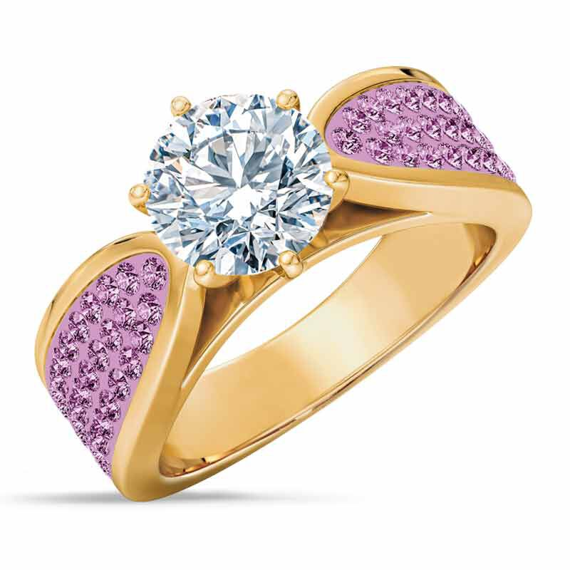 The Birthstone Fire Ring 2581 001 1 6