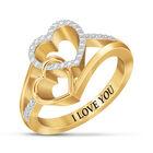 I Love You Diamond Ring 10101 0015 a main