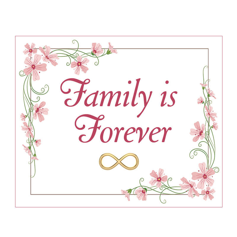 Family Forever Personalized Diamond Bracelet 2891 006 5 3