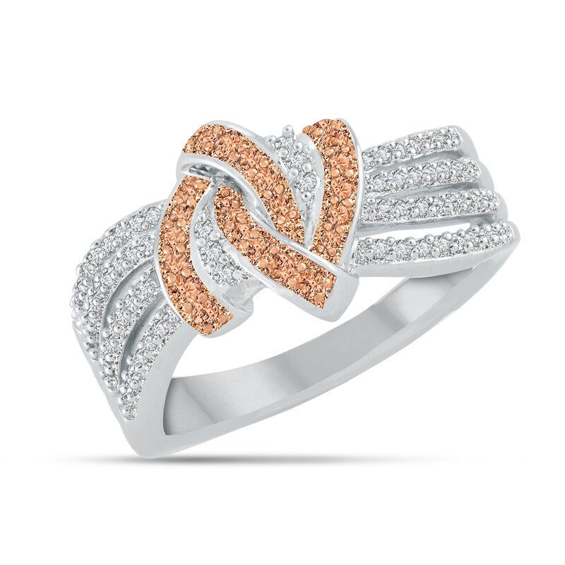 Champagne Dreams Diamond Ring 10296 0010 a main