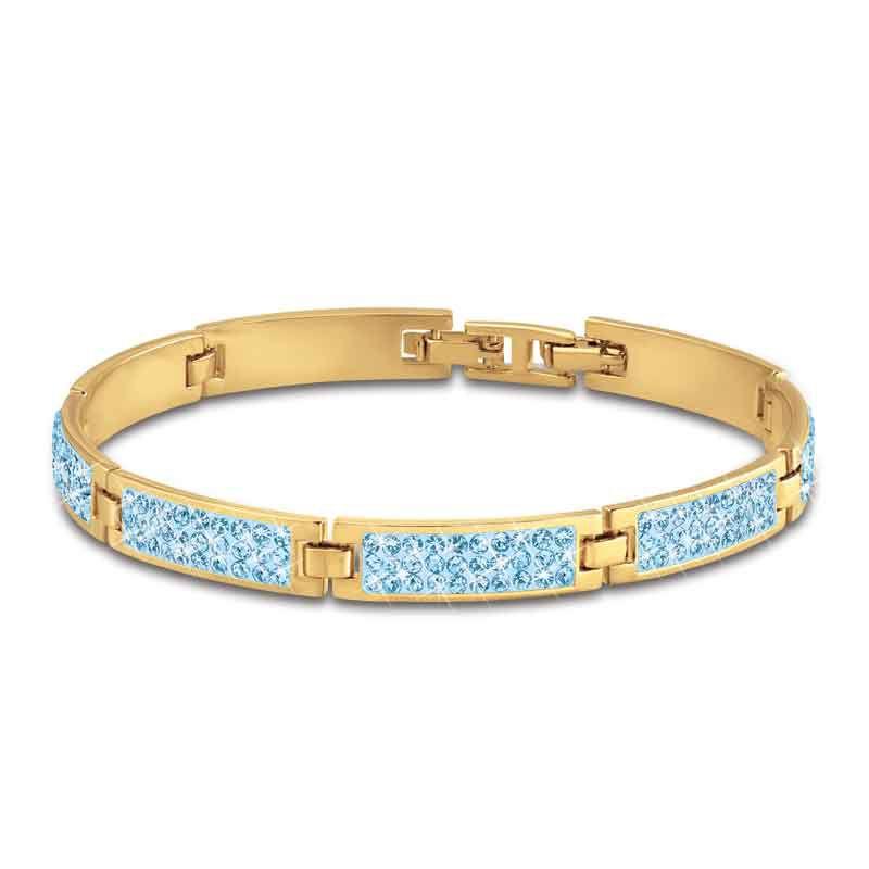 Birthstone Fire Bracelet 1628 001 8 12