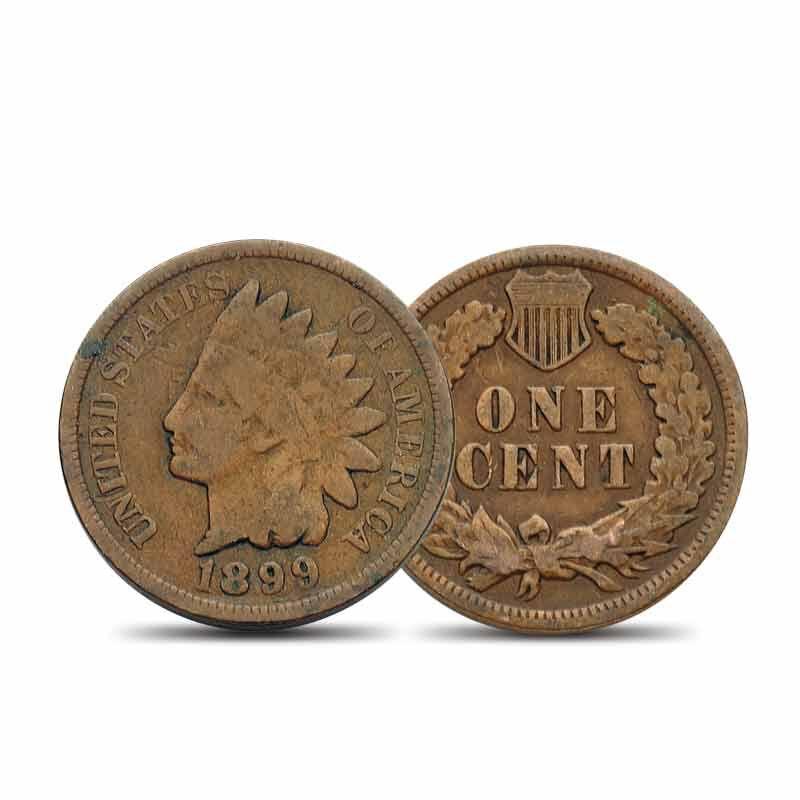 25 Years of Indian Head Pennies 9813 003 2 3