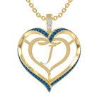 Personalized Birthstone Diamond Pendant 10138 0012 i september