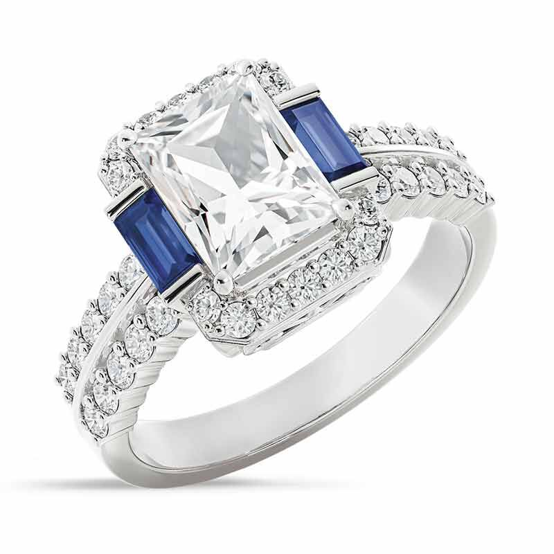 Hollywood Glamour Statement Ring   6273 001 5 1