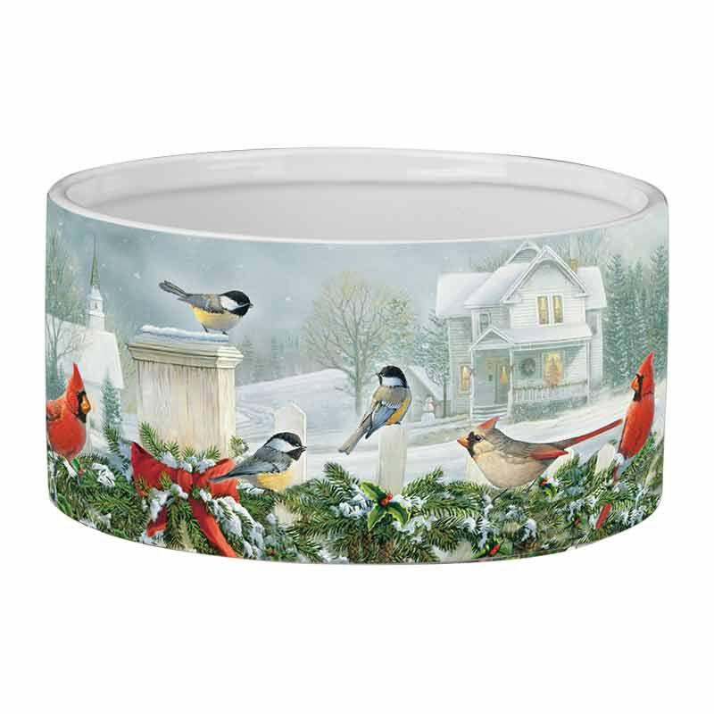Seasons of Enchantment Songbird Clock 1925 001 8 1