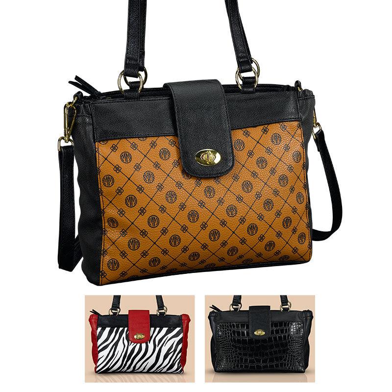 Tres Magnifique Designer Handbags 5047 001 2 1