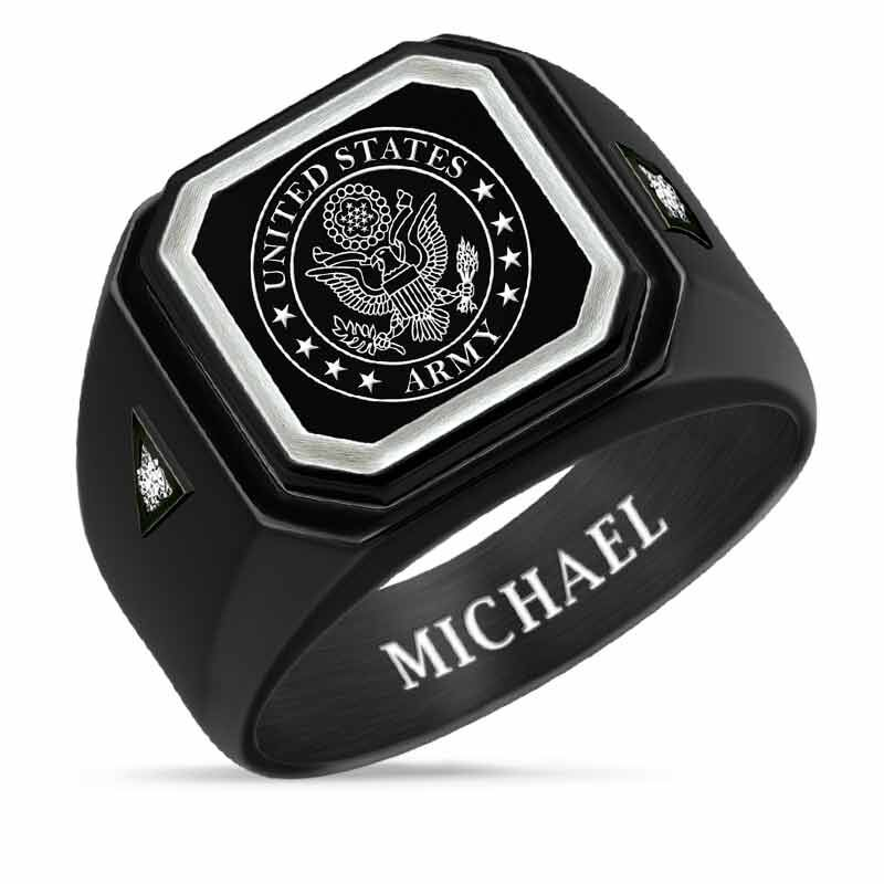 The US Army Tribute Ring 2001 001 3 1