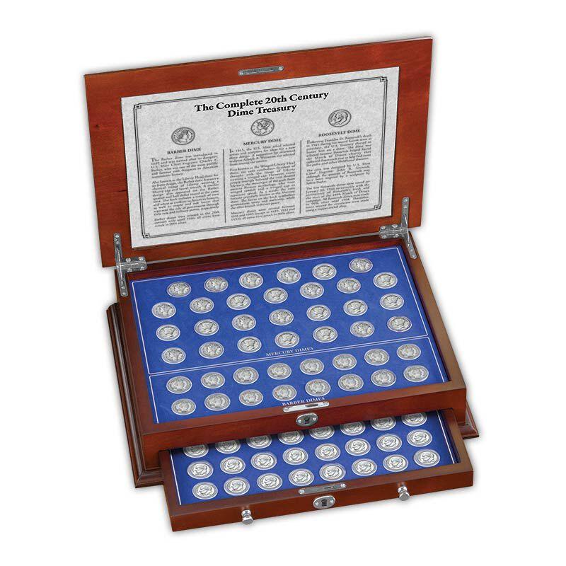 The Complete 20th Century Dime Treasury 5295 002 9 2