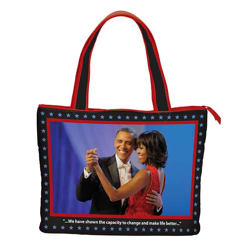 The Obama Couple Tote Set 1857 001 0 3