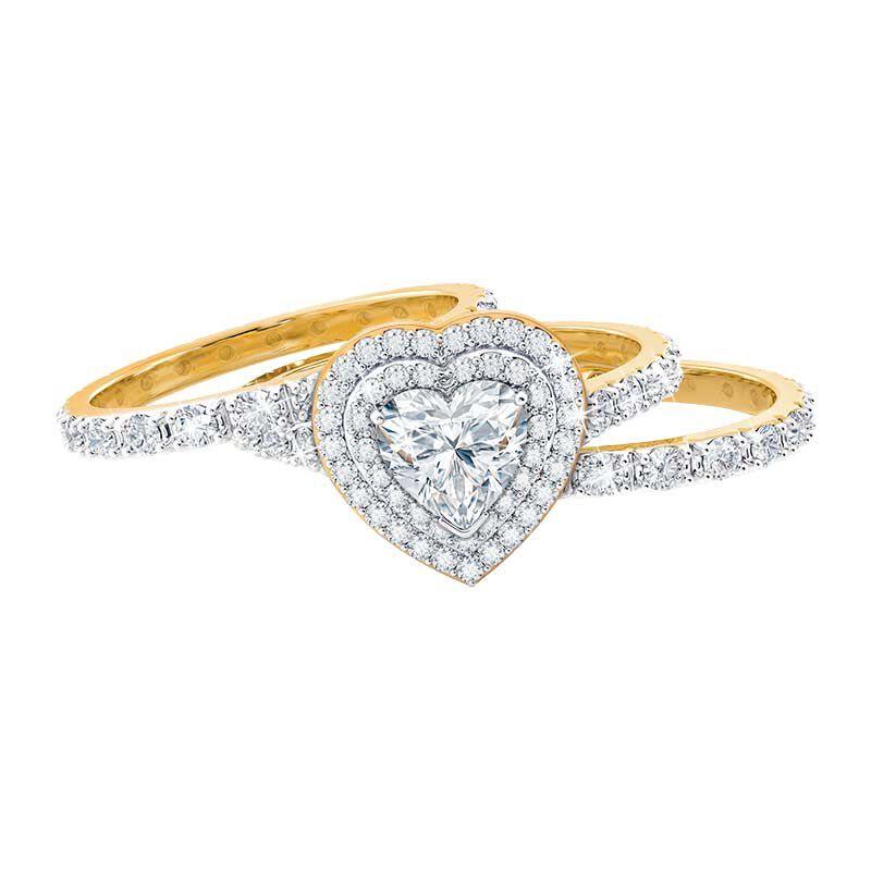 Love Everlasting Stackable Ring Set 2449 001 3 2