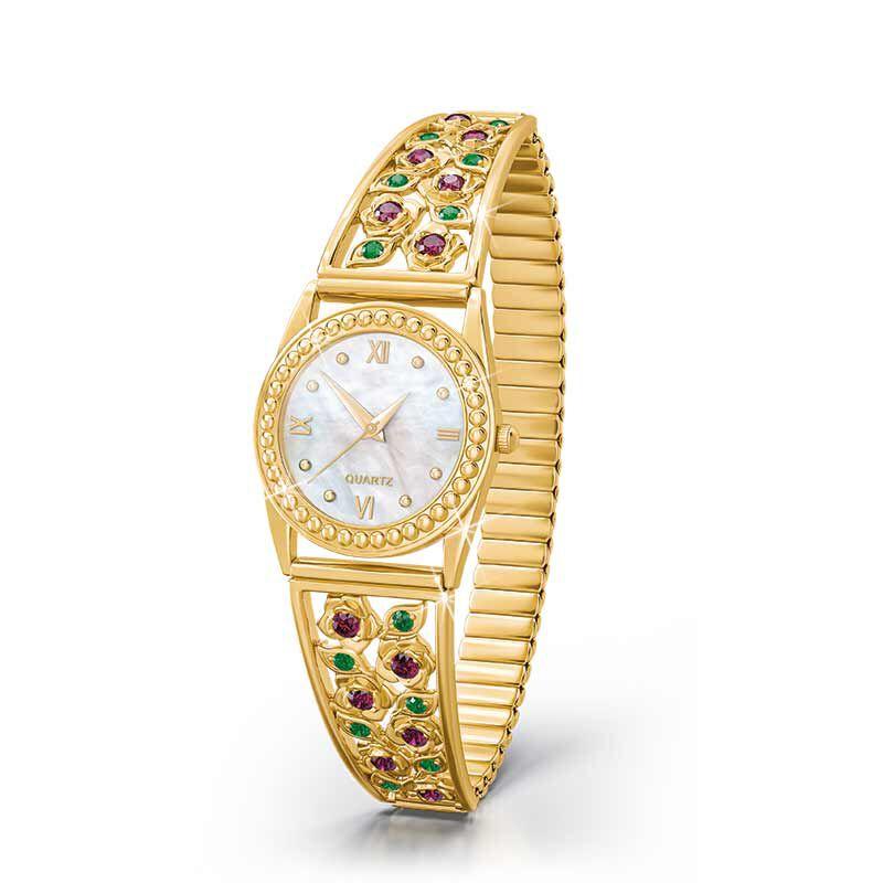 A Dozen Roses Stretch Watch 1496 001 7 1