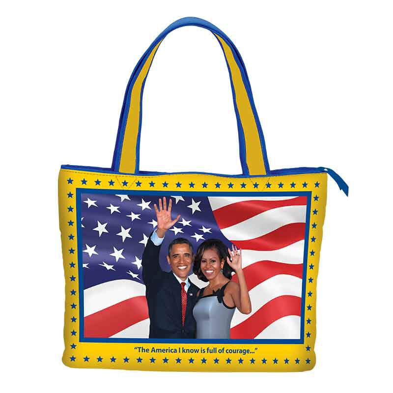 The Obama Couple Tote Set 1857 001 0 2
