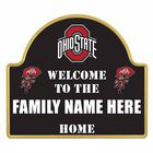 The College Personalized Welcome Sign 2661 001 4 1
