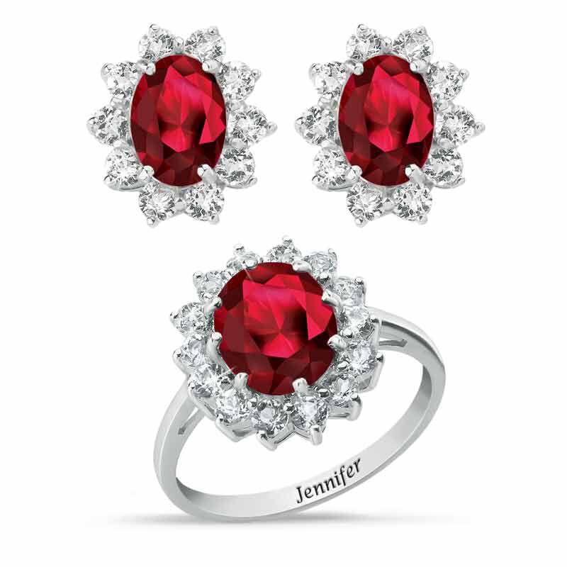 Birthstone Splendor Jewelry Set 2140 001 5 7