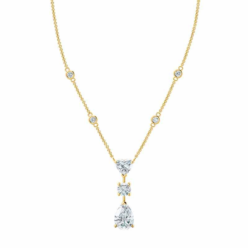 Drop of Love Diamonisse Pendant 6027 001 4 1