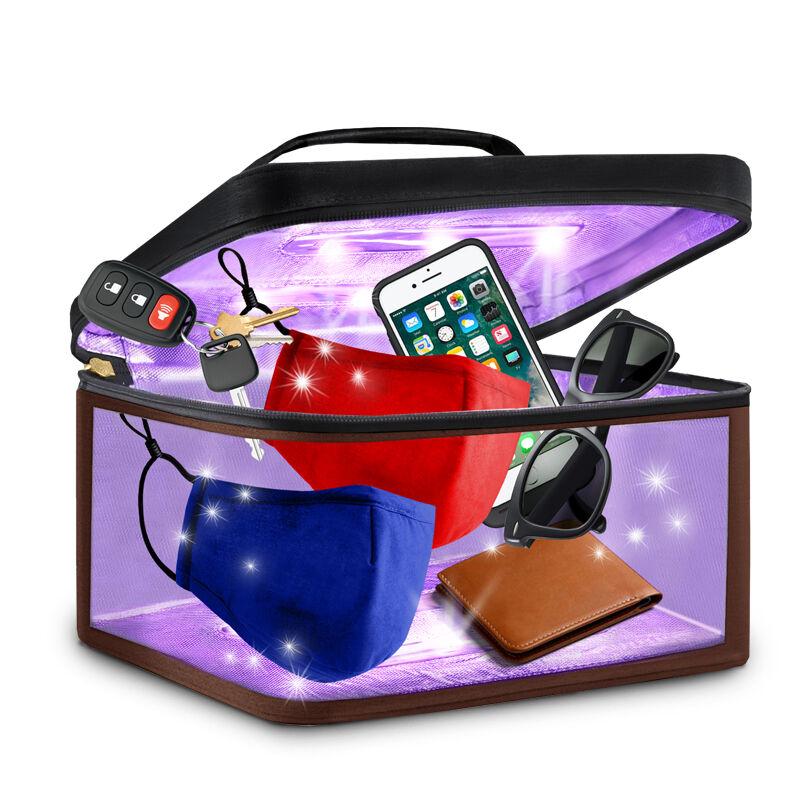 Personalized Monogram UV Sanitizing Bag 10370 0019 b sanitization