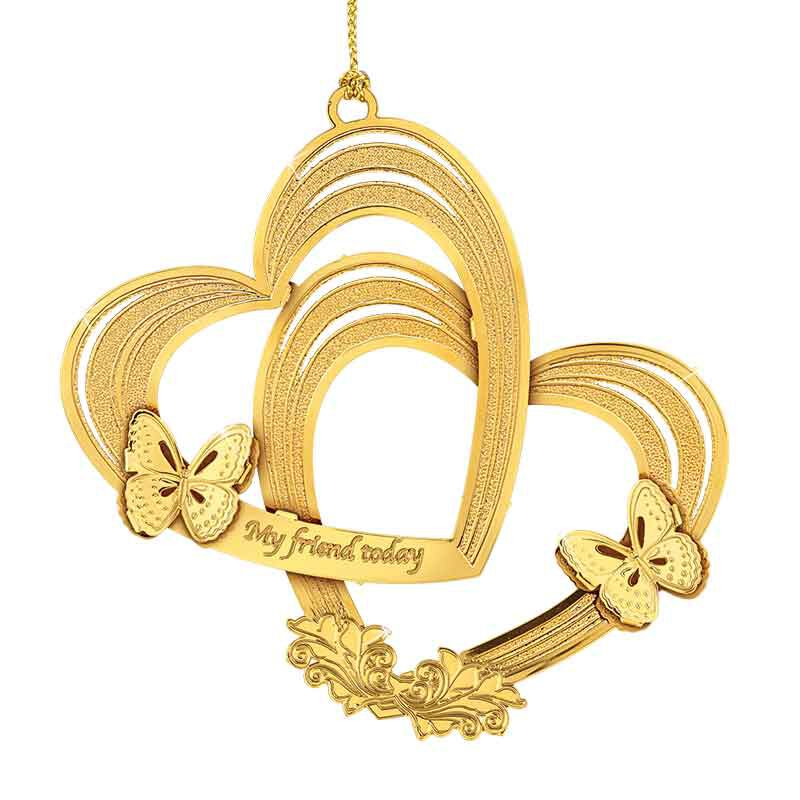 My Daughter Forever Gold Ornament Set 2279 001 8 3