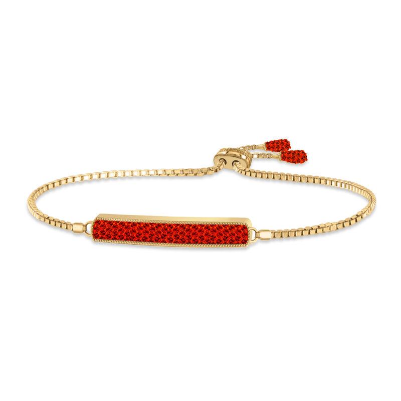 Birthstone Bolo Bracelet 6501 0027 a main