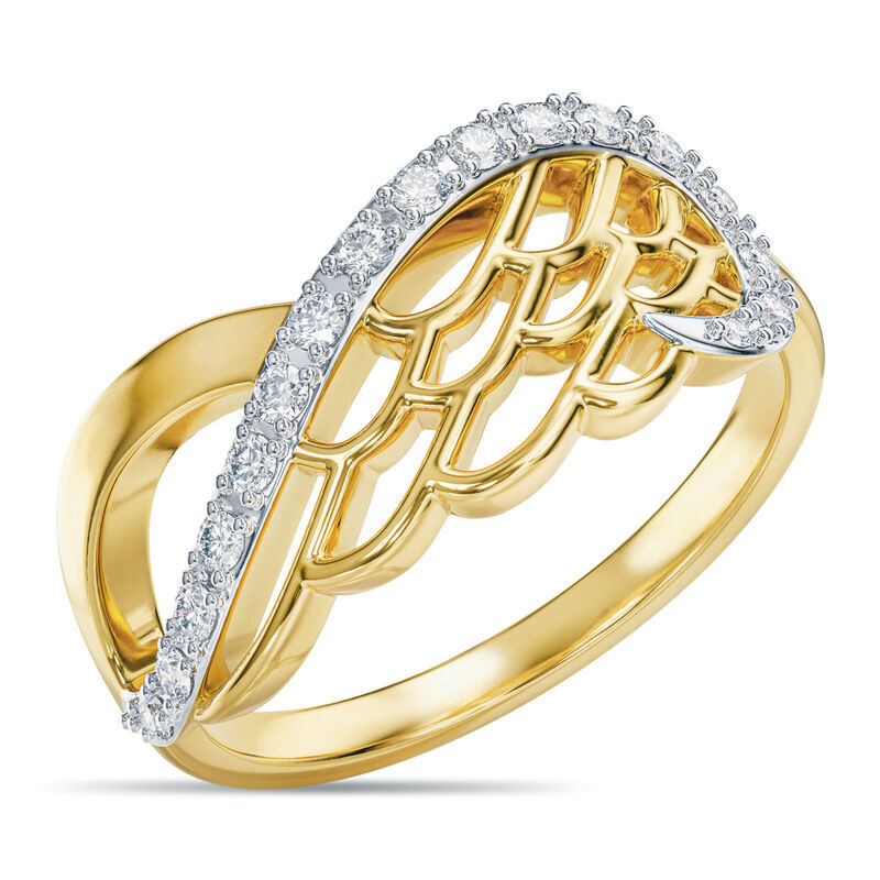 Angel Wing Infinity Ring 6815 001 0 1