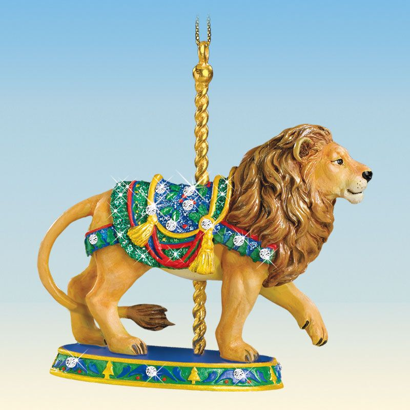 Carnival Carousel Christmas Ornaments   Your 1st One is Only 495 0640 003 0 2