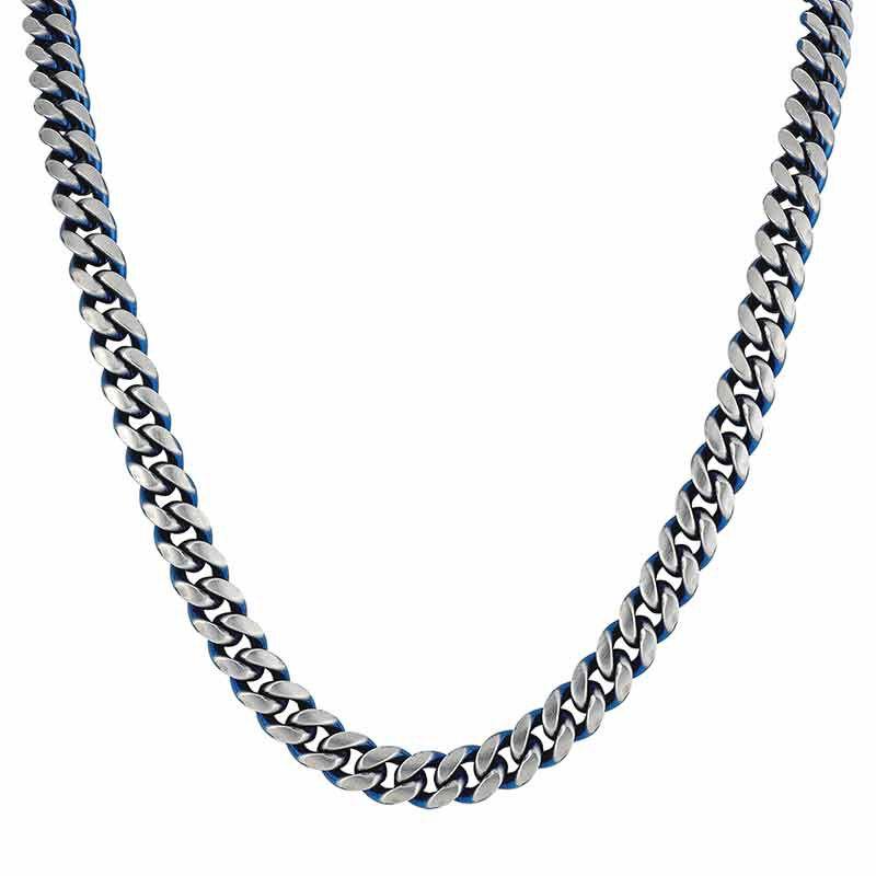 Denim Fade Mens Chain 6691 001 9 1