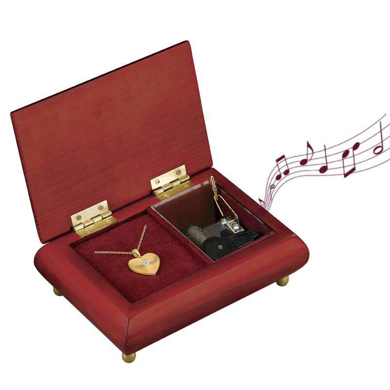 Wherever Life Takes YouAlways Be My Daughter Pendant  Music Box 2869 004 8 2
