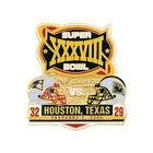 Super Bowl Pin Collection 1375 0013 b houston