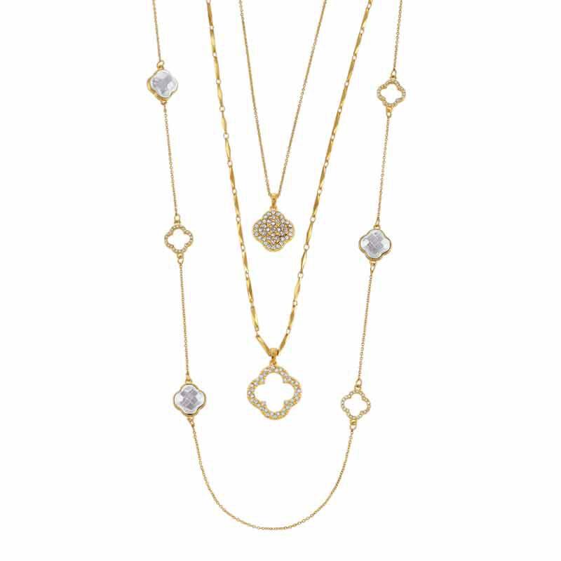 Birthstone Beauty Layered Necklace Set 6594 001 7 4