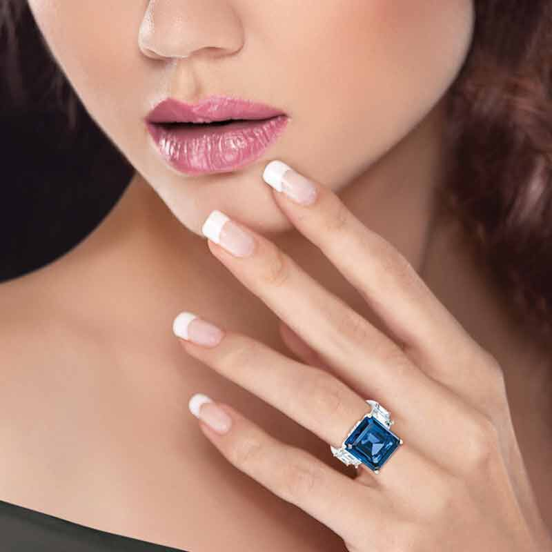 The Love Ring 6024 001 7 7