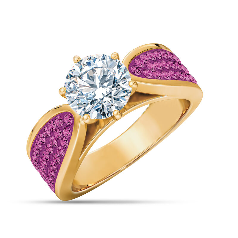 The Birthstone Fire Ring 2581 0011 j october