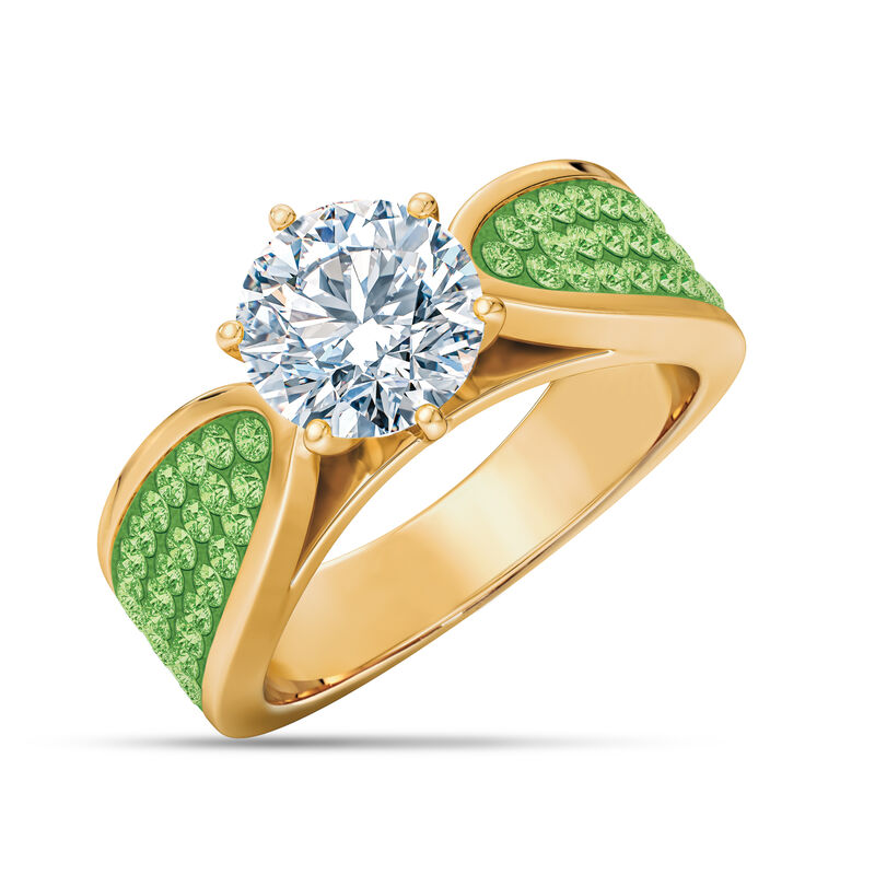 The Birthstone Fire Ring 2581 0011 h august