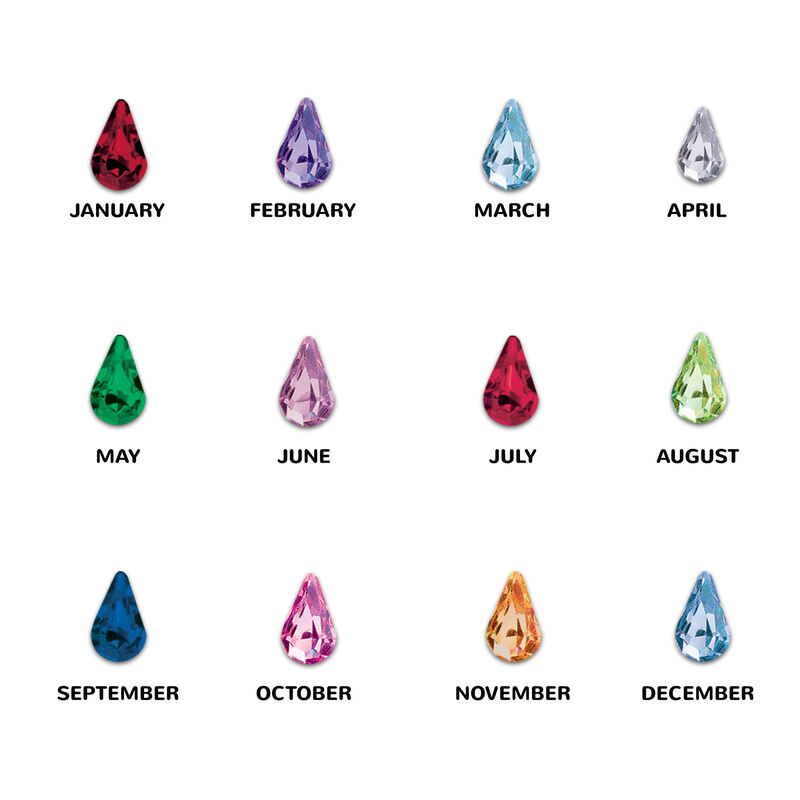 Joined in Love Birthstone Diamond Pendant 2917 0016 b birthstone