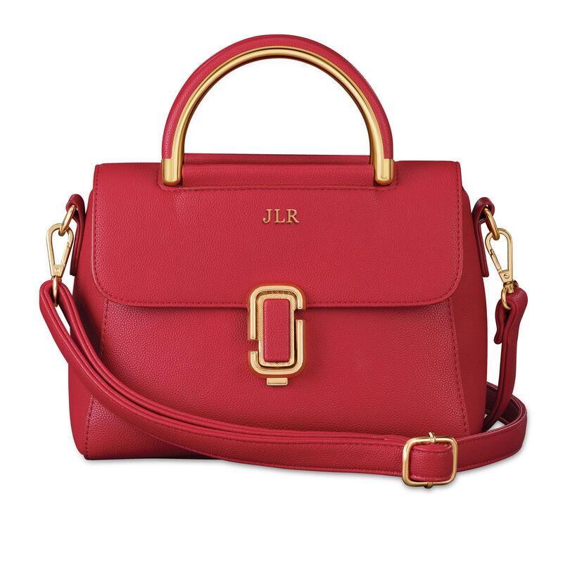 Handbag Red Crossbody 2 in 1 5440 0015 a main