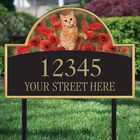 The Captivating Kitties Address Plaque by Simon Mendez 1088 006 0 2