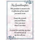My Granddaughter Diamond Pendant 2828 001 4 3