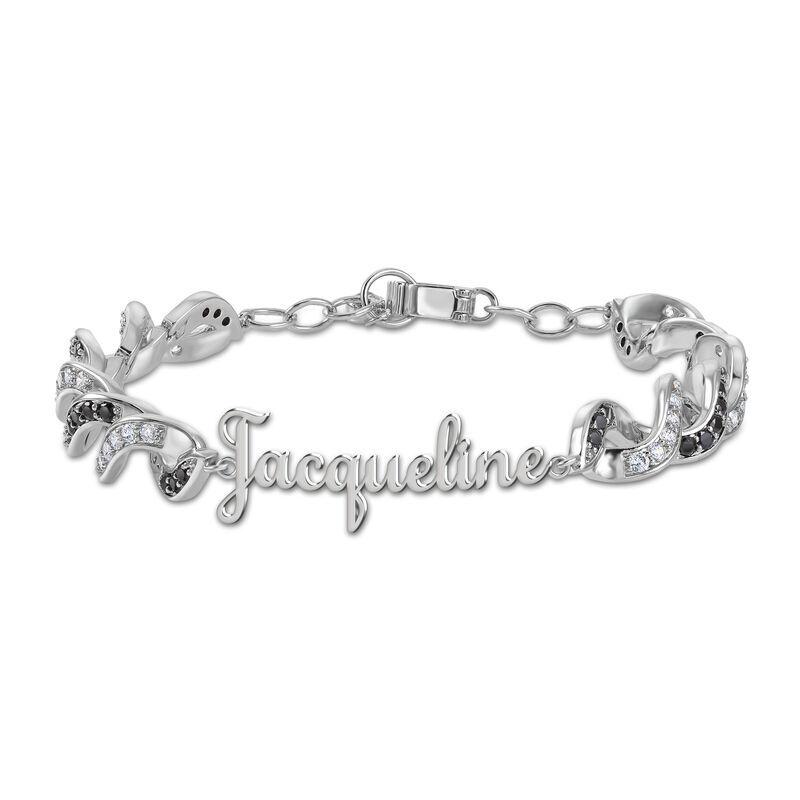 Personalized Midnight Swirl Bracelet 6672 001 2 1