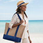 Personalized Monogram Tote and Sun Hat Set 10432 0015 b model