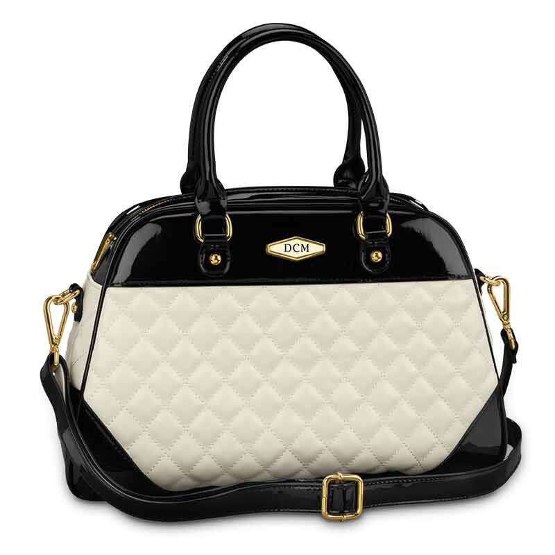 The Personalized Quilted Satchel 1293 002 0 1