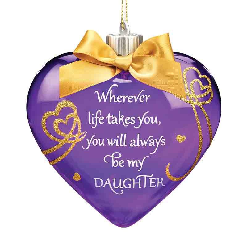Always My Daughter Illuminated Keepsake Ornament 1915 001 0 3