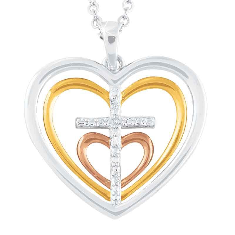 Cross My Heart Diamond Pendant 1822 001 2 1